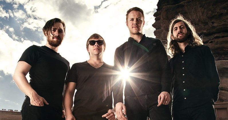 Imagine Dragons complete UK singles and albums chart history