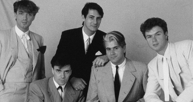 Spandau Ballet's hit songs and albums