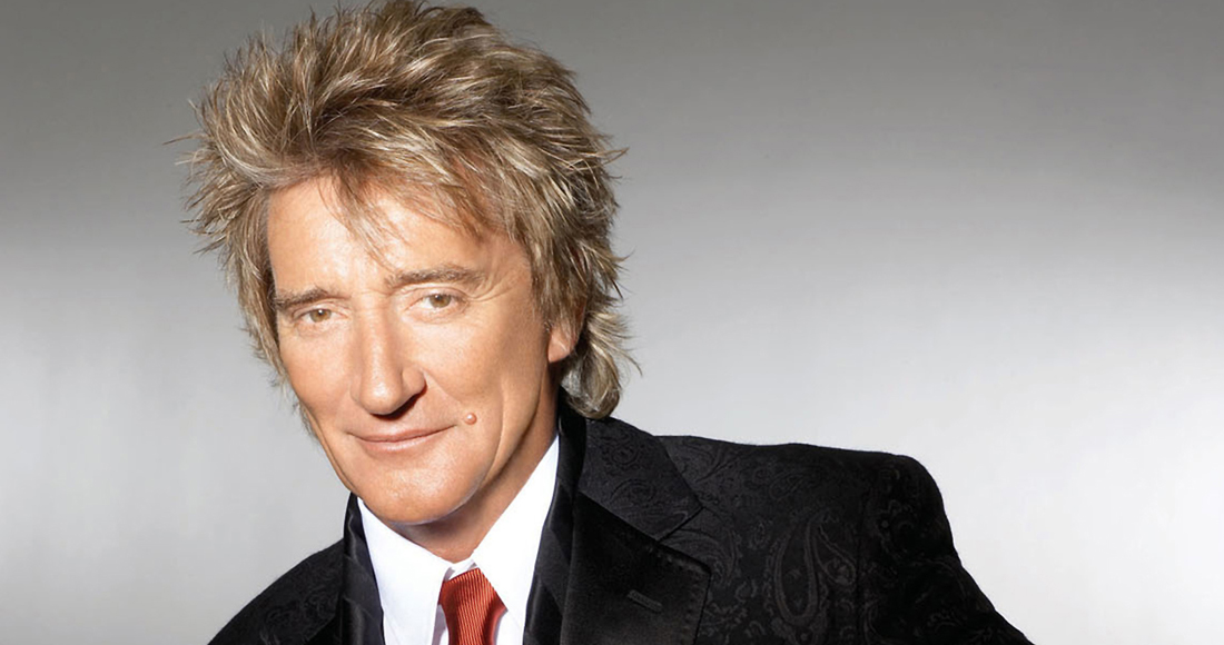 Rod Stewart enjoys first Number 1 album in nearly 40 years!