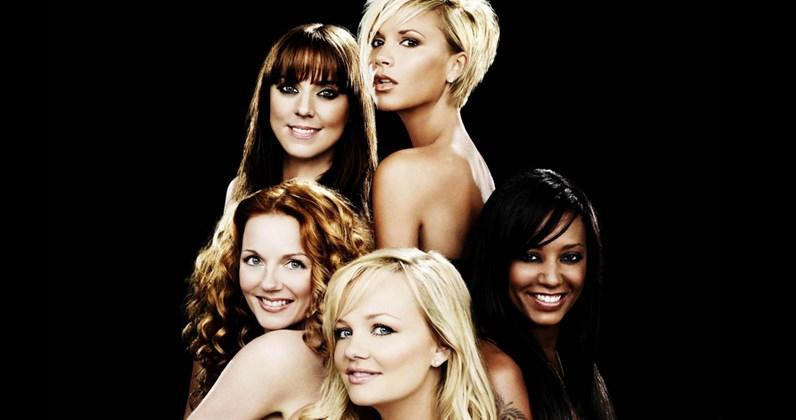 Spice Girls complete UK singles and albums chart history