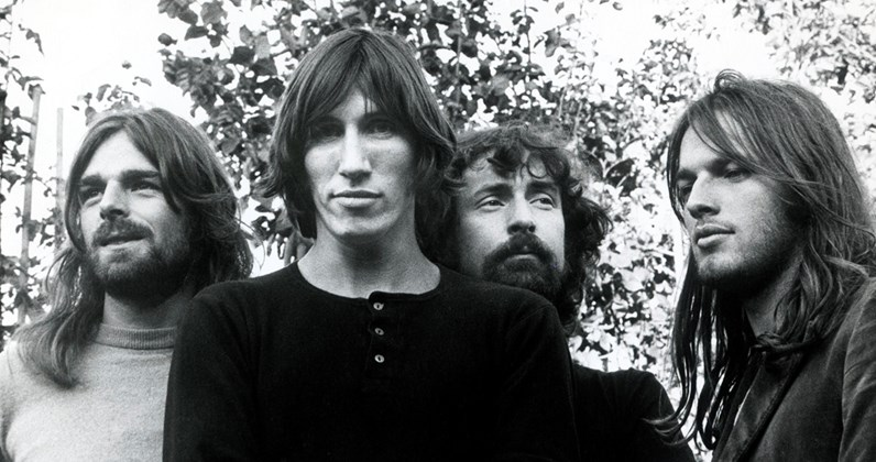 Pink Floyd complete UK singles and albums chart history