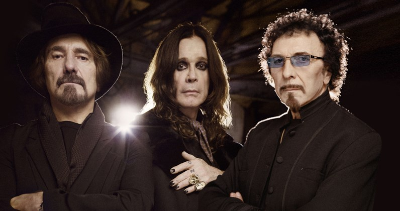 Black Sabbath complete UK singles and albums chart history
