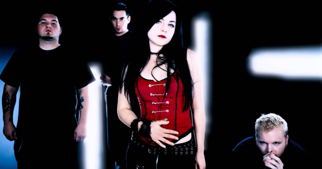 Number 1 on the chart 15 years ago this week: Evanescence