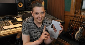 John Newman lands debut Number 1 album