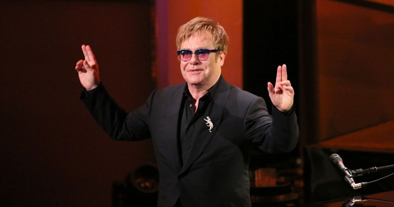 Elton John complete UK singles and albums chart history