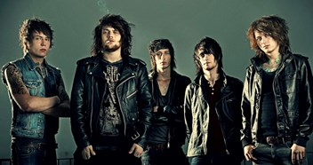 Asking Alexandria debut at Number 1 on Official Rock And Metal Chart