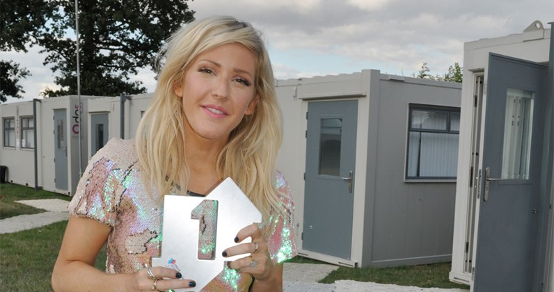 Ellie Goulding complete UK singles and albums chart history