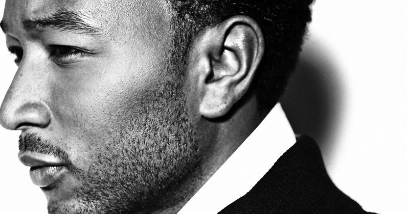 John Legend complete UK singles and albums chart history