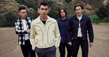 Arctic Monkeys make Official Albums Chart history with AM