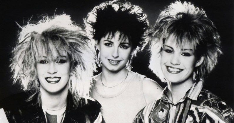 Bananarama complete UK singles and albums chart history