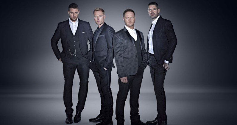 Boyzone complete UK singles and albums chart history