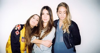 Haim just 28 copies away from debut Number 1 on Official Albums Chart