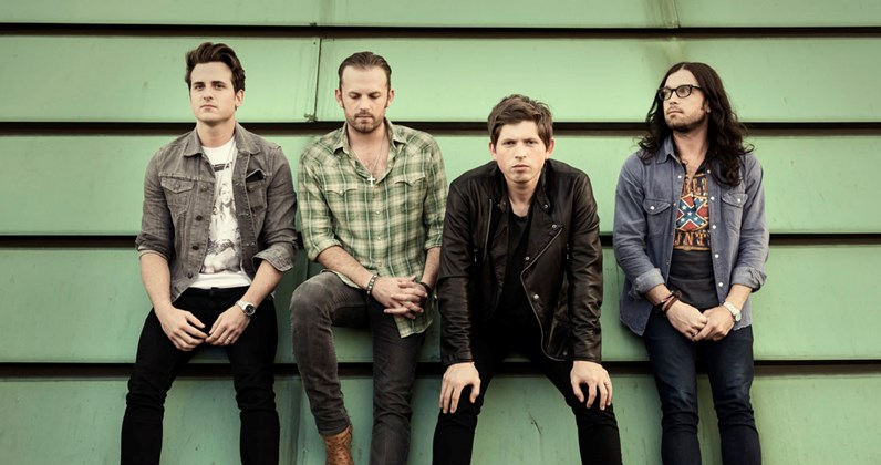 Kings Of Leon ride their Mechanical Bull to the top of the