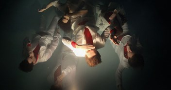 Arcade Fire lead albums race with Reflektor