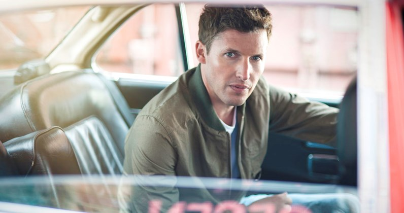 James Blunt complete UK singles and albums chart history