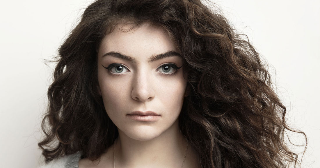 Lorde complete UK singles and albums chart history
