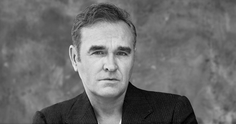Morrissey complete UK singles and albums chart history