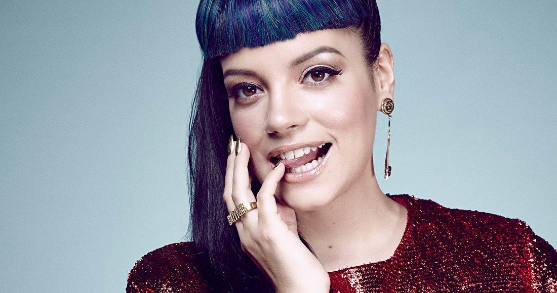 Lily Allen complete UK singles and albums chart history
