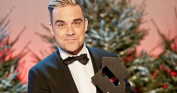 Robbie Williams claims Christmas 2013's biggest selling album
