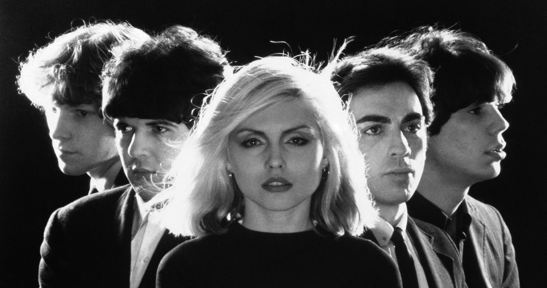 Blondie complete UK singles and albums chart history