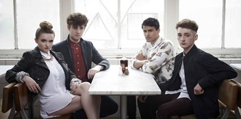 Clean Bandit are heading for Number 1!