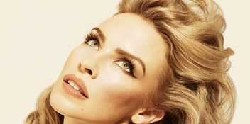 Kylie Minogue unveils artwork and title for new album Kiss Me Once
