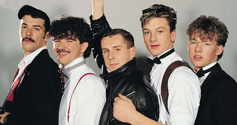 Frankie Goes to Hollywood complete UK singles and albums chart history