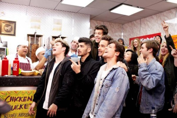 One Direction - Midnight Memories video still 1
