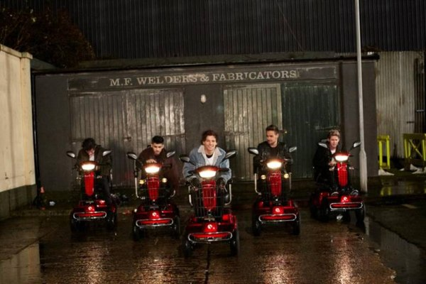 One Direction - Midnight Memories video still 2
