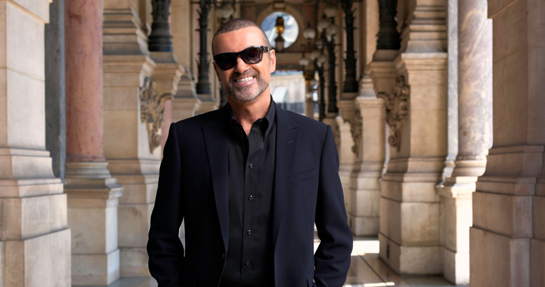 George Michael complete UK singles and albums chart history