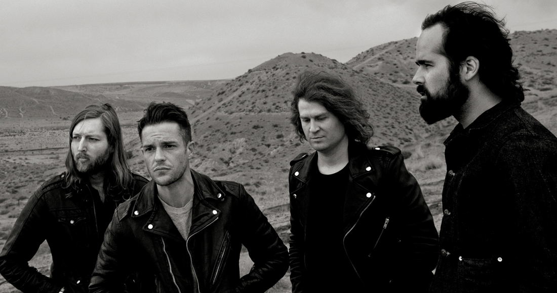The Killers complete UK singles and albums chart history