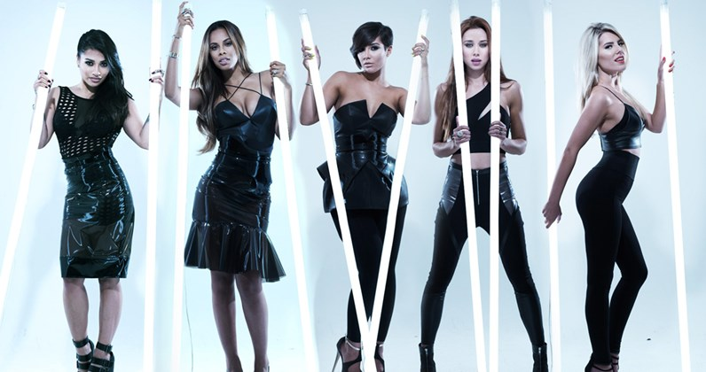 The Saturdays complete UK singles and albums chart history