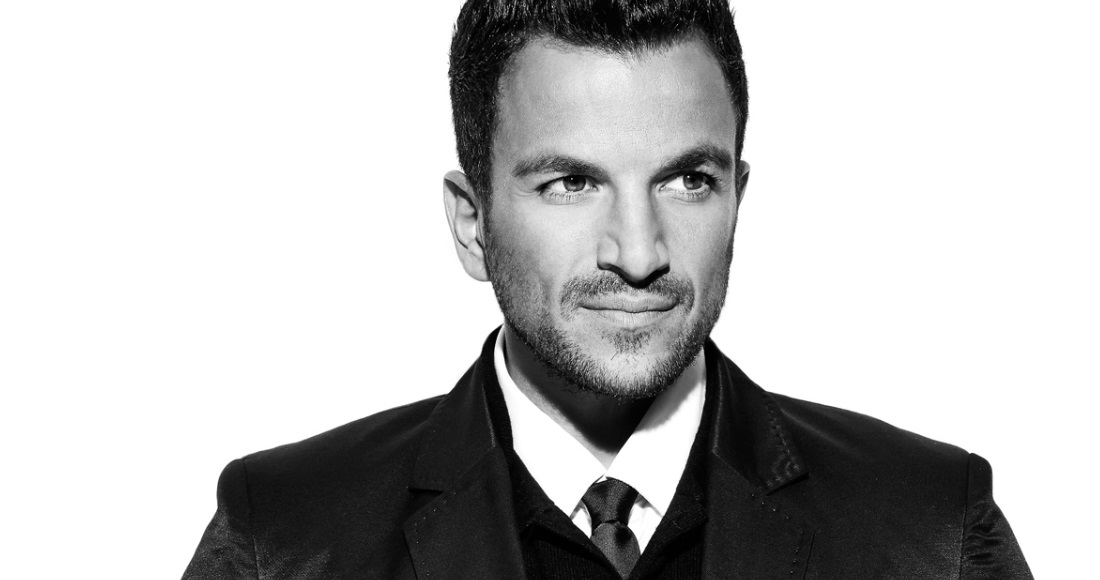 Peter Andre's Official Top 10 Biggest Selling Singles revealed!
