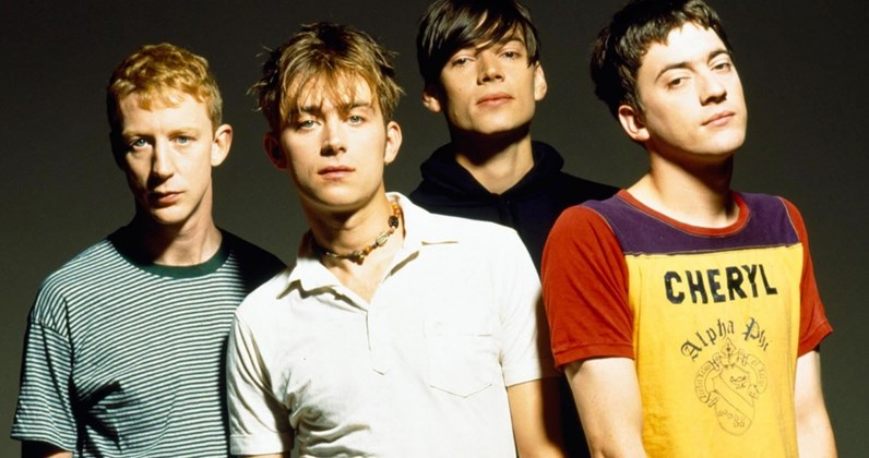 Blur complete UK singles and albums chart history