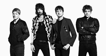 Watch Kasabian's video for new single Bumblebeee
