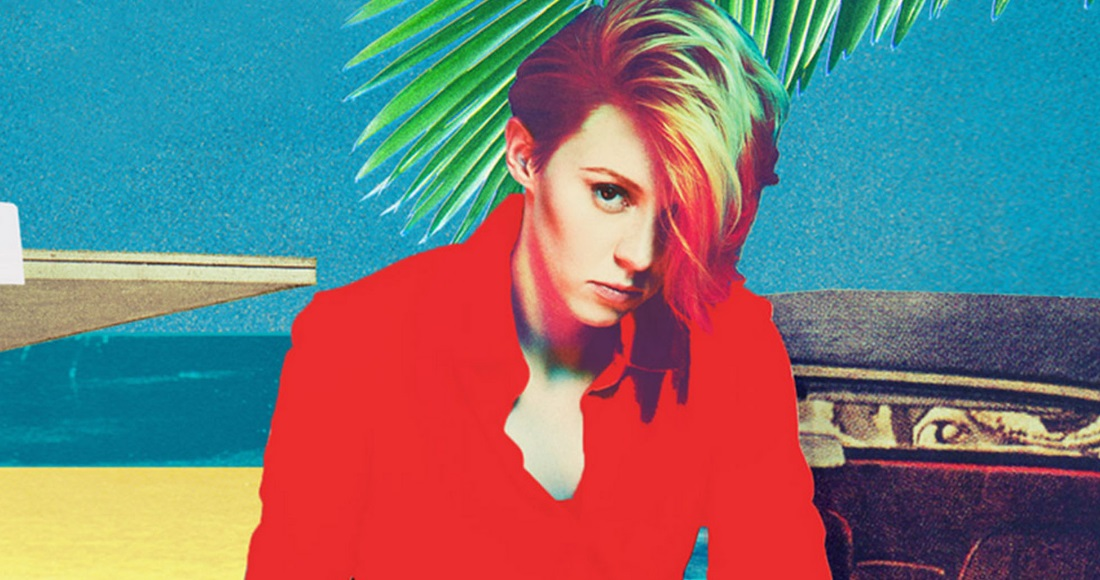La Roux complete UK singles and albums chart history