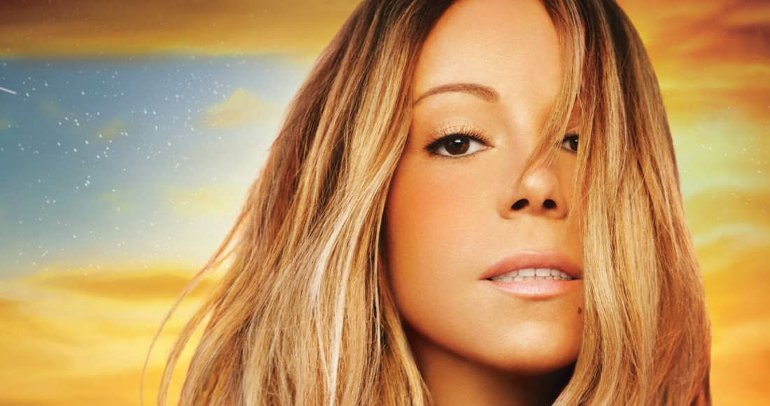 Mariah Carey complete UK singles and albums chart history