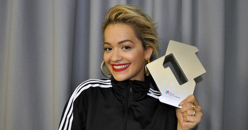 Rita Ora complete UK singles and albums chart history