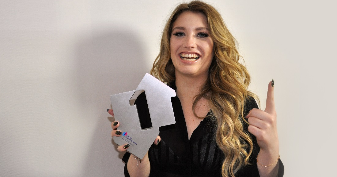 Ella Henderson complete UK singles and albums chart history