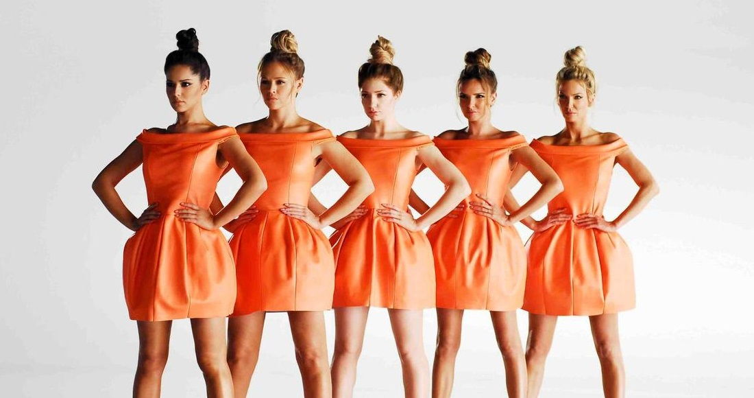 Girls Aloud complete UK singles and albums chart history