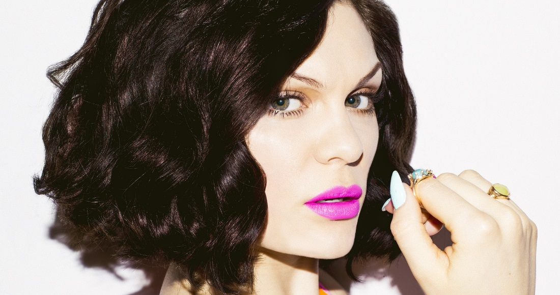 Jessie J complete UK singles and albums chart history