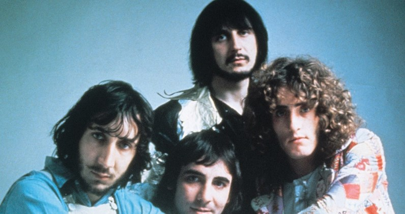 The Who complete UK singles and albums chart history