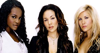 Sugababes were Number 1 today in 2005 and 2007