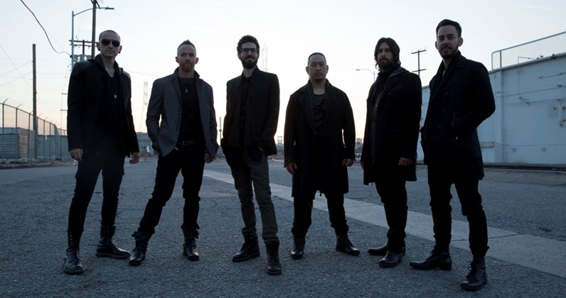 Linkin Park complete UK singles and albums chart history