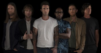 "Maroon 5 interview: ""We're the luckiest motherf**kers on the planet!"""