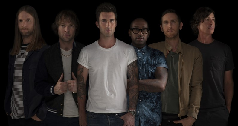 Maroon 5 complete UK singles and albums chart history