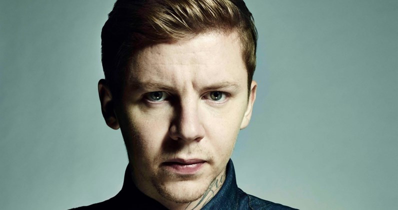 Professor Green hit songs and albums