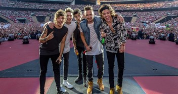 One Direction release new trailer for Where We Are - The Concert Film