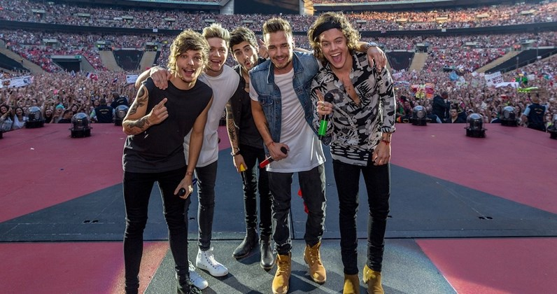 One Direction announce new album FOUR, release Fireproof as