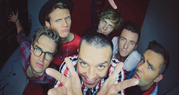 Listen to McBusted's debut single Air Guitar